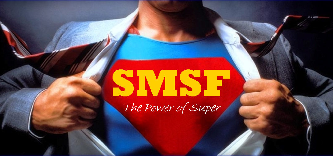Tax Advantages using a Self-Managed Super Fund